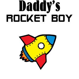 Daddy's Rocket Boy