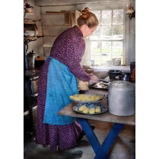 Baker - Preparing Dinner