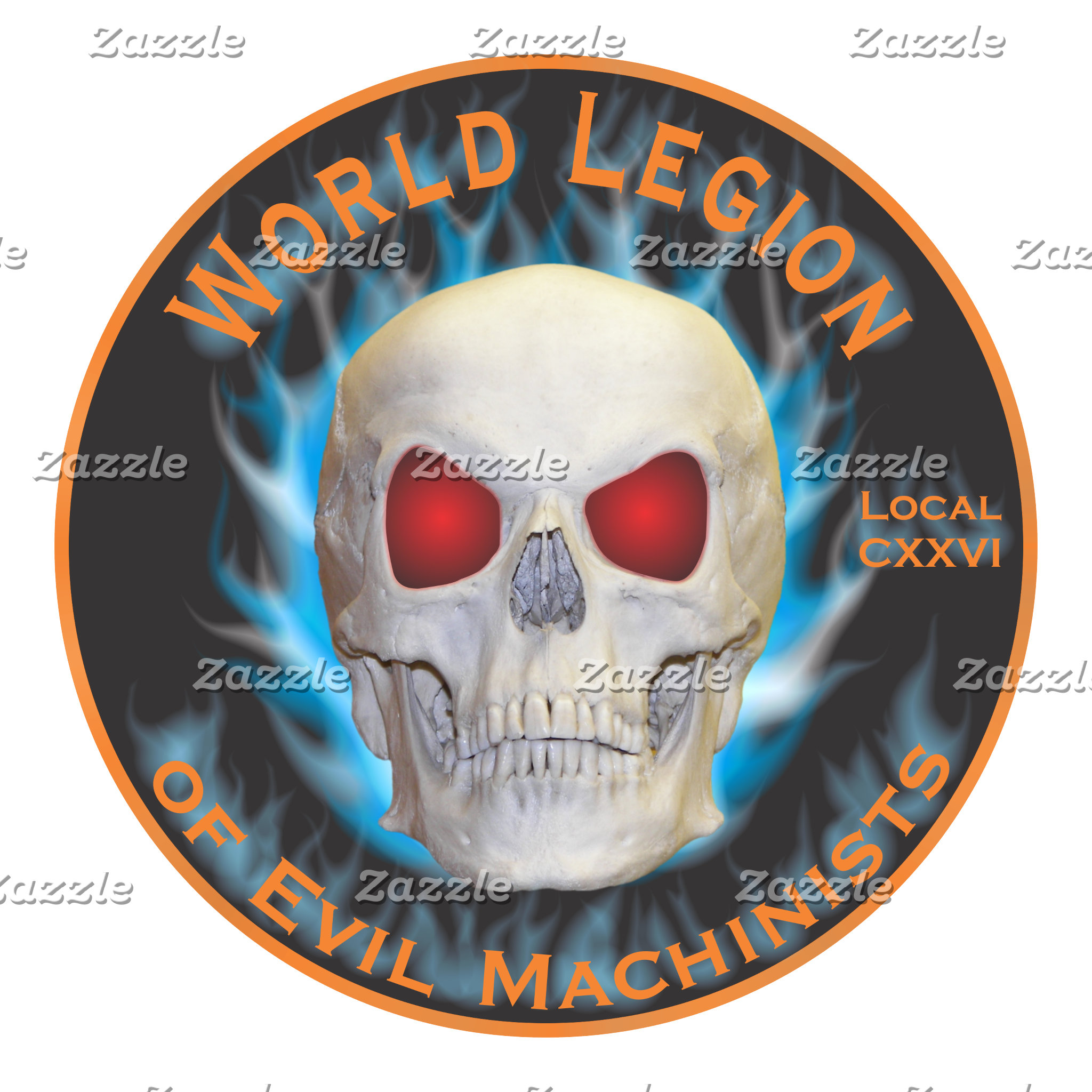 Legion of Evil Machinists