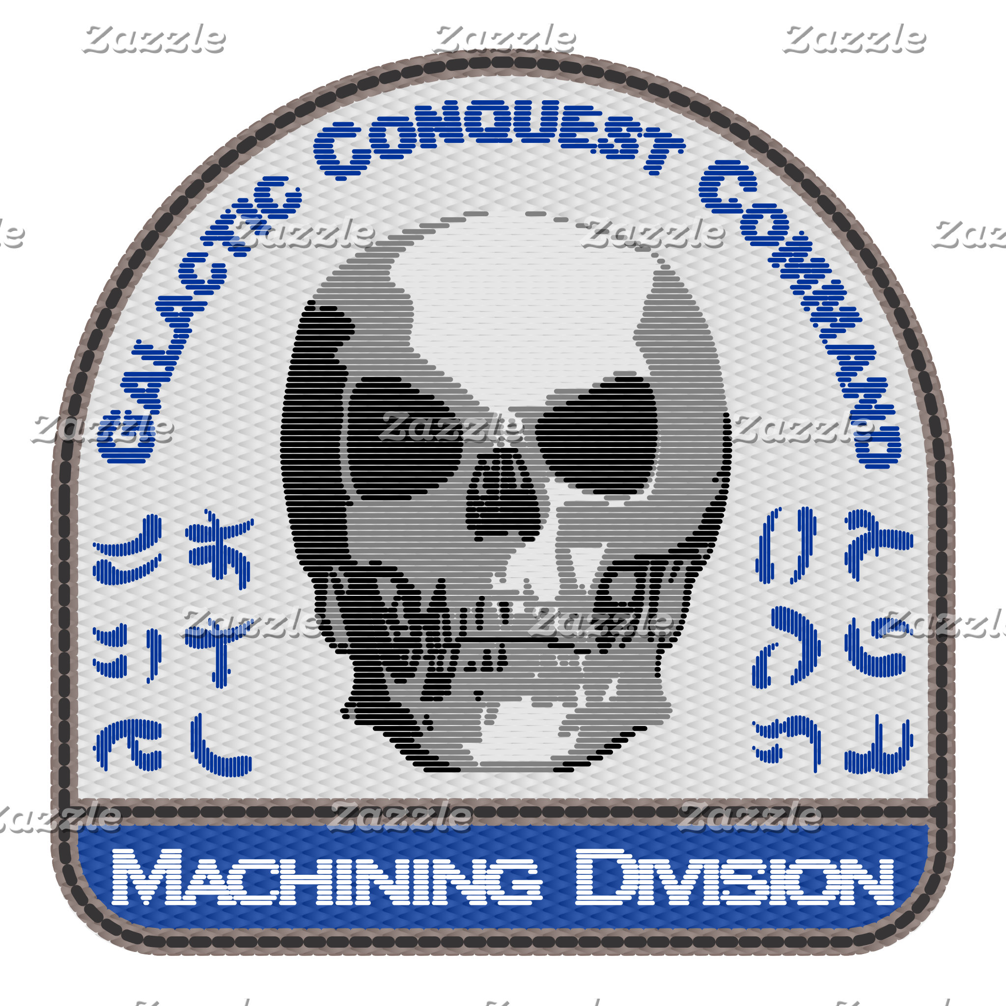 Machining Division - Galactic Conquest Command