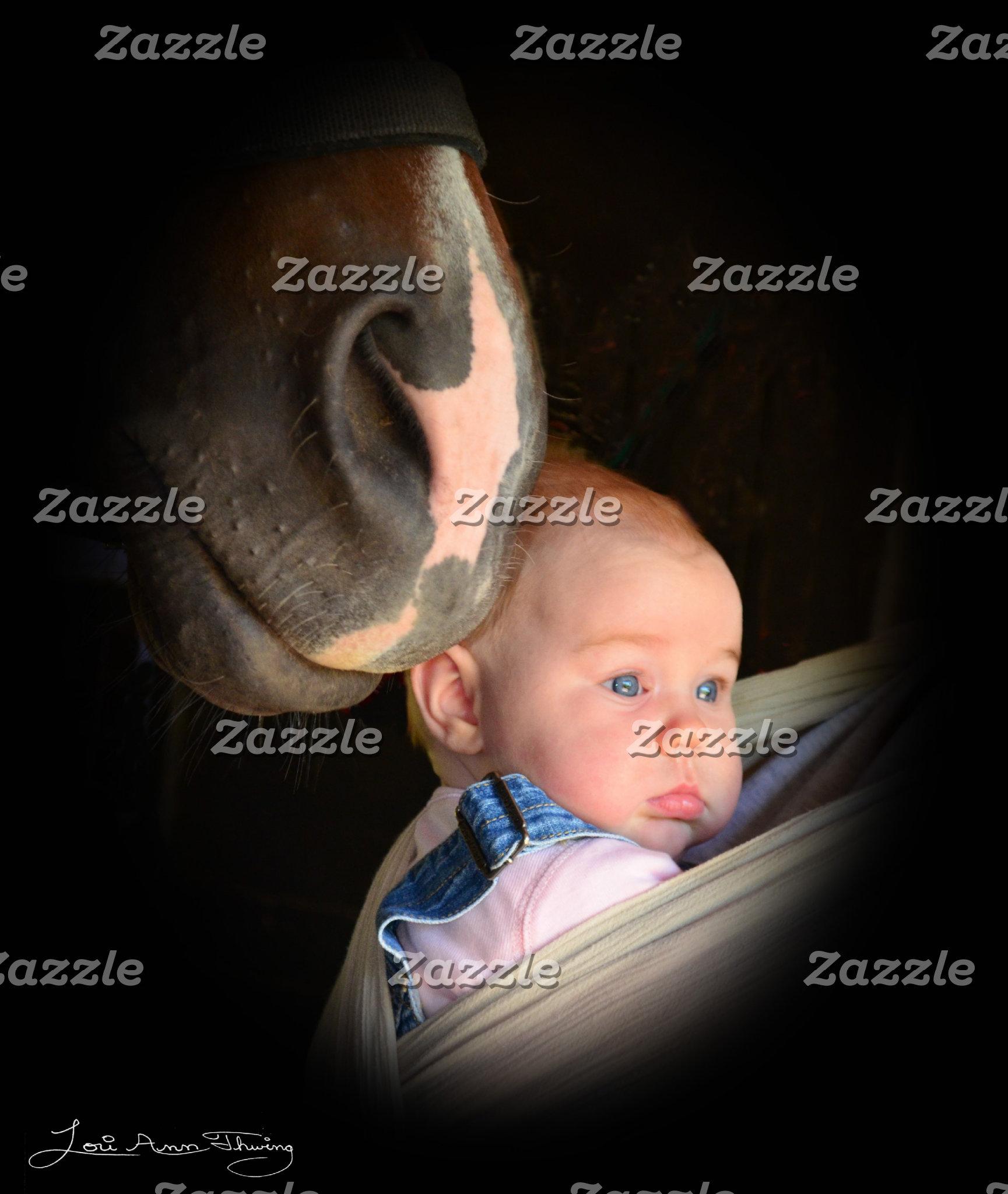 Horses (non-Friesian)