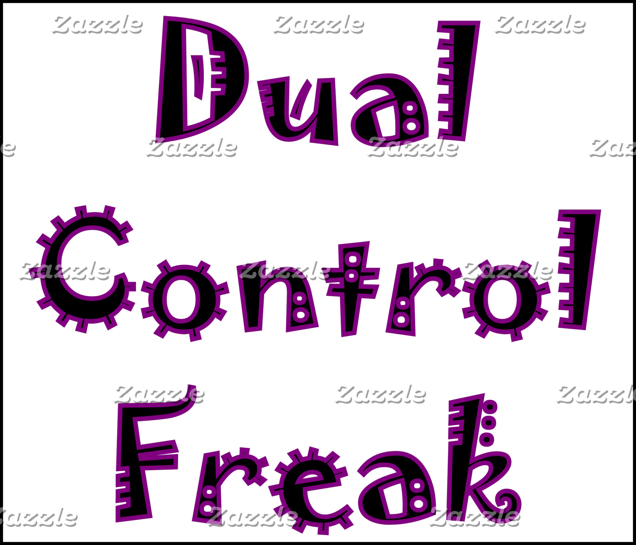 Dual Control Freak
