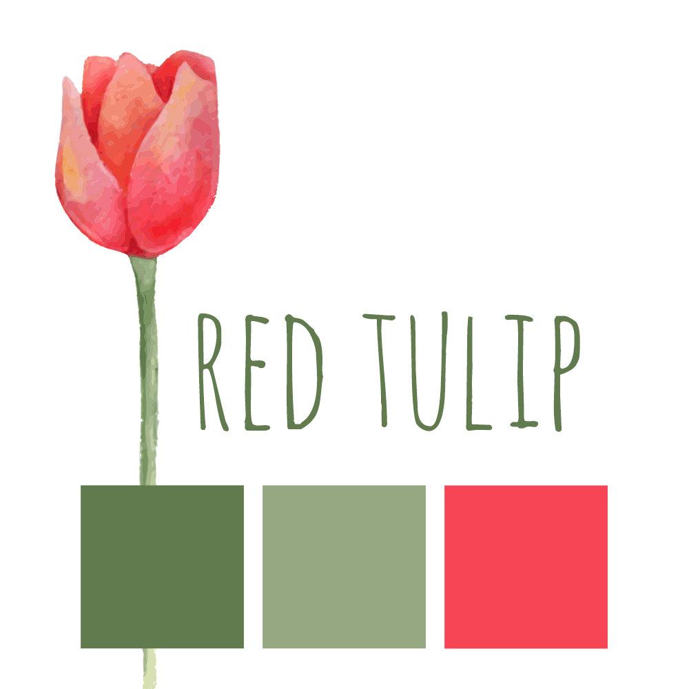 Red Tulip Wedding