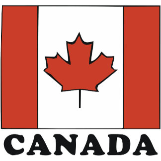 Canadian Flag T-Shirt Gift Cards