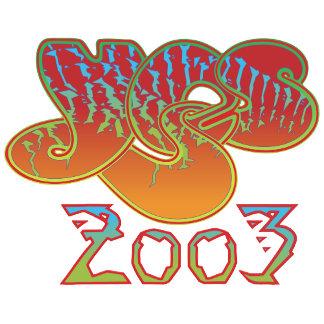 Yes Orange Sands 2003