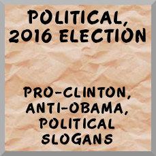 Hillary Clinton, Politics, 2016 Election