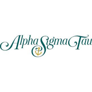 Alpha Sigma Tau Logo No Tagline