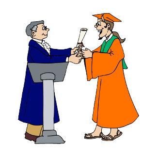 Accepting Diploma