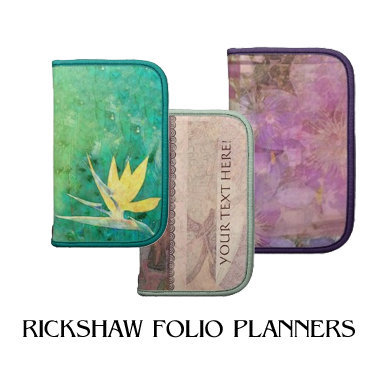 Folio Planners and Datebooks