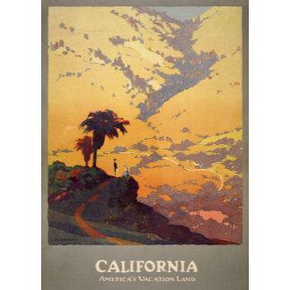 California America's vacation land