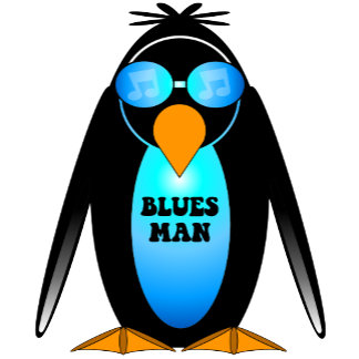 Blues man 1