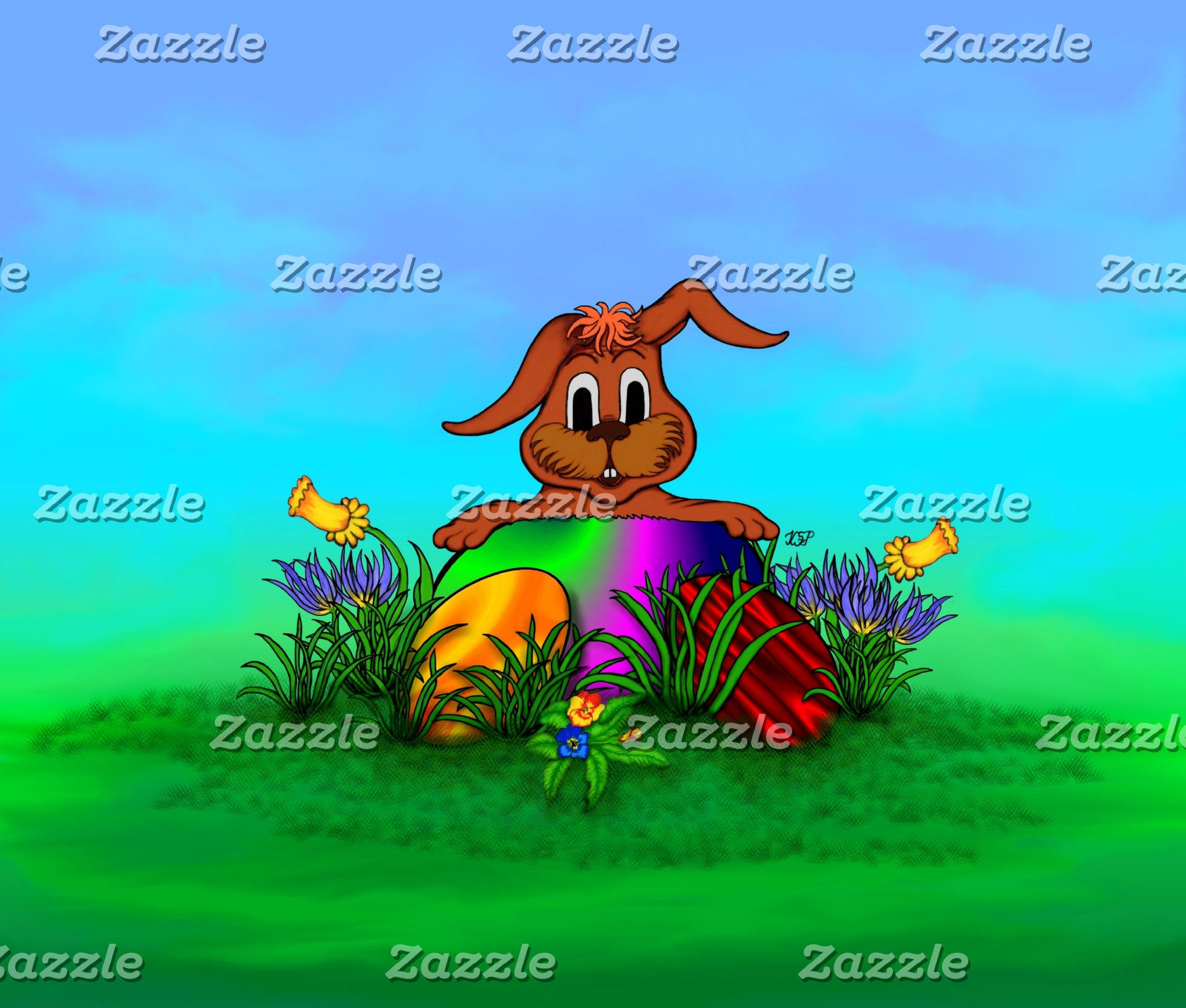 Easter - Ostern