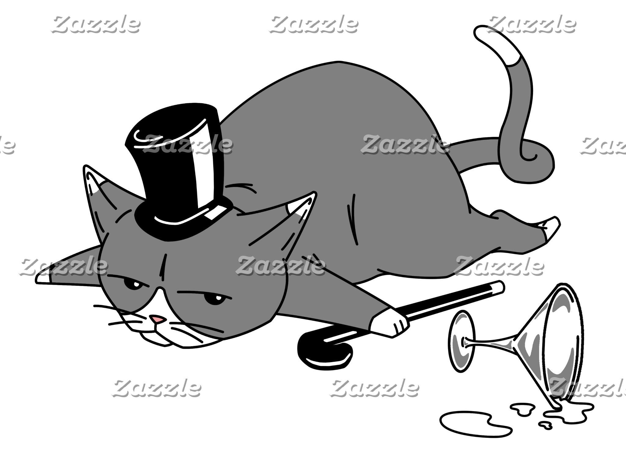 Cartoon Style Illustration