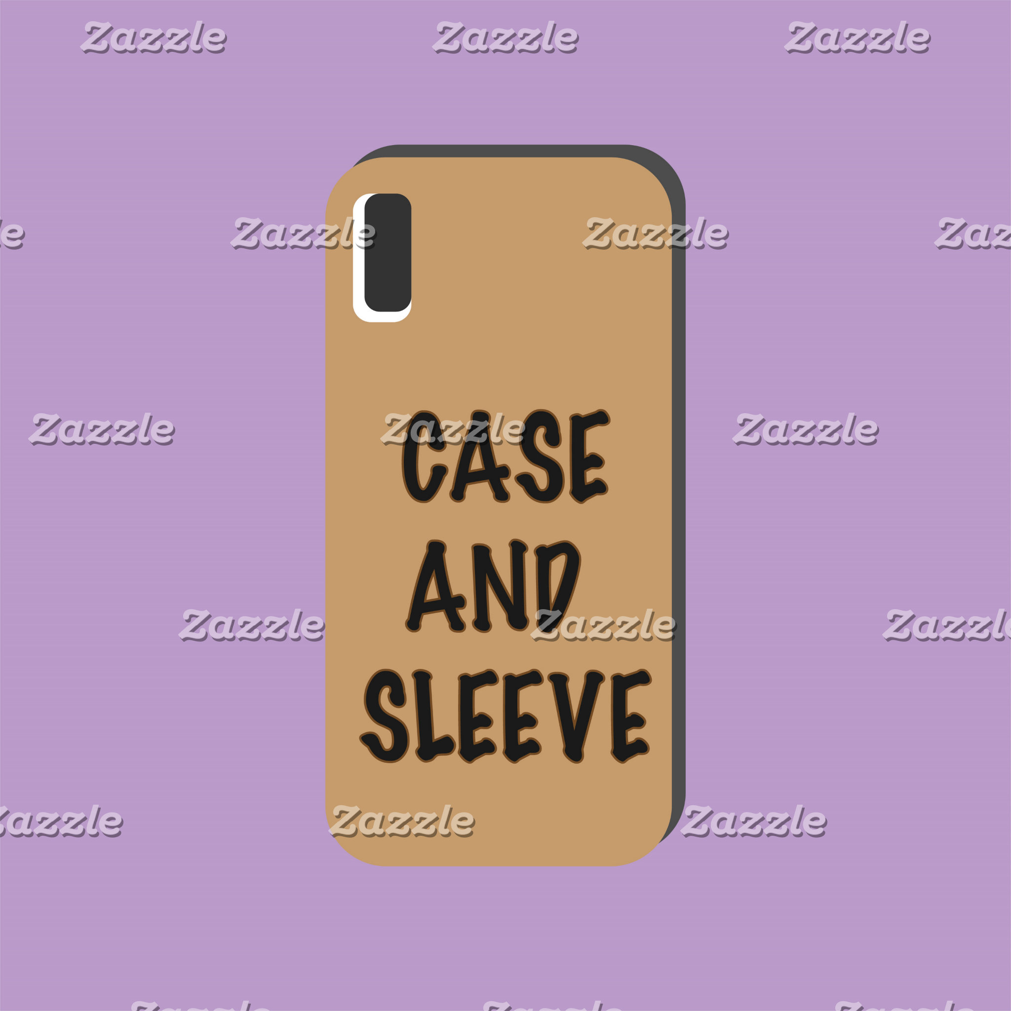 Phone Case and Sleeve