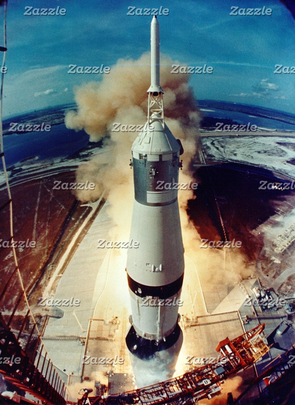 Apollo - Shuttle - Moon - Space