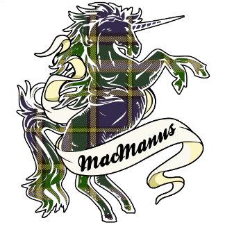 MacManus Tartan Unicorn