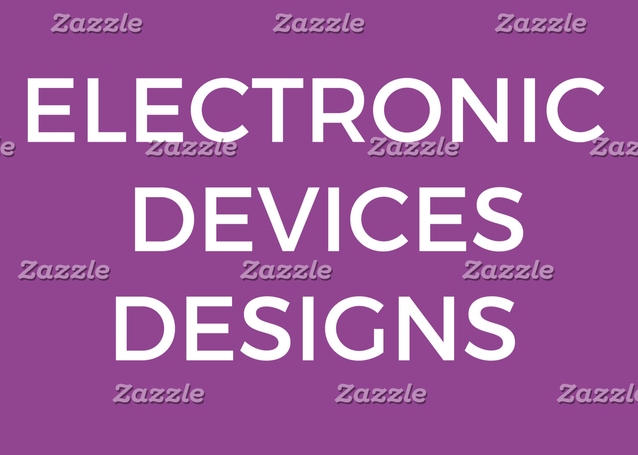 Electronic Device Designs