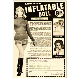 Inflatable Doll