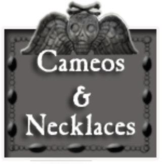cameos & necklaces