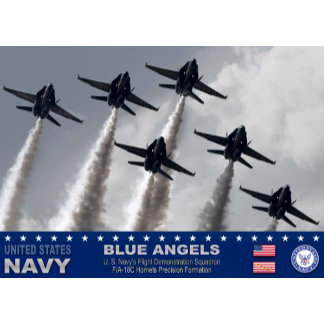 U.S. Navy Blue Angels - Posters