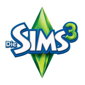 Sims 3 Logo - German