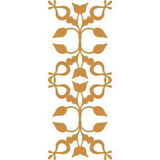 Gold Scroll