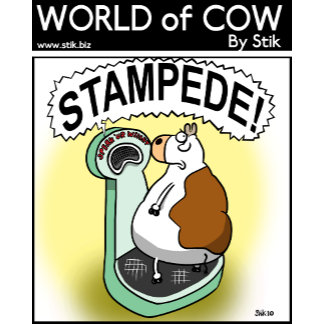 World of Cow cards