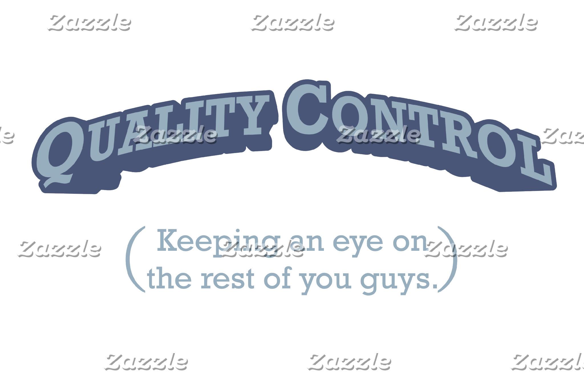 Quality Control / Eye