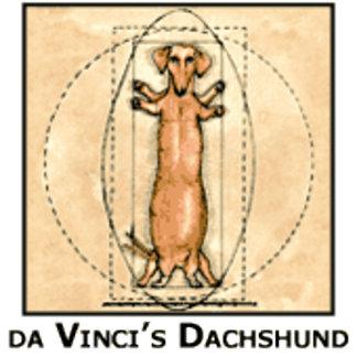 da Vinci's Dachshund