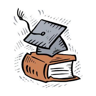Cap & Book