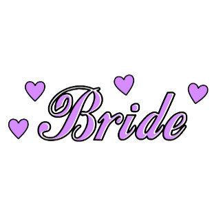 Wedding Hearts Bride