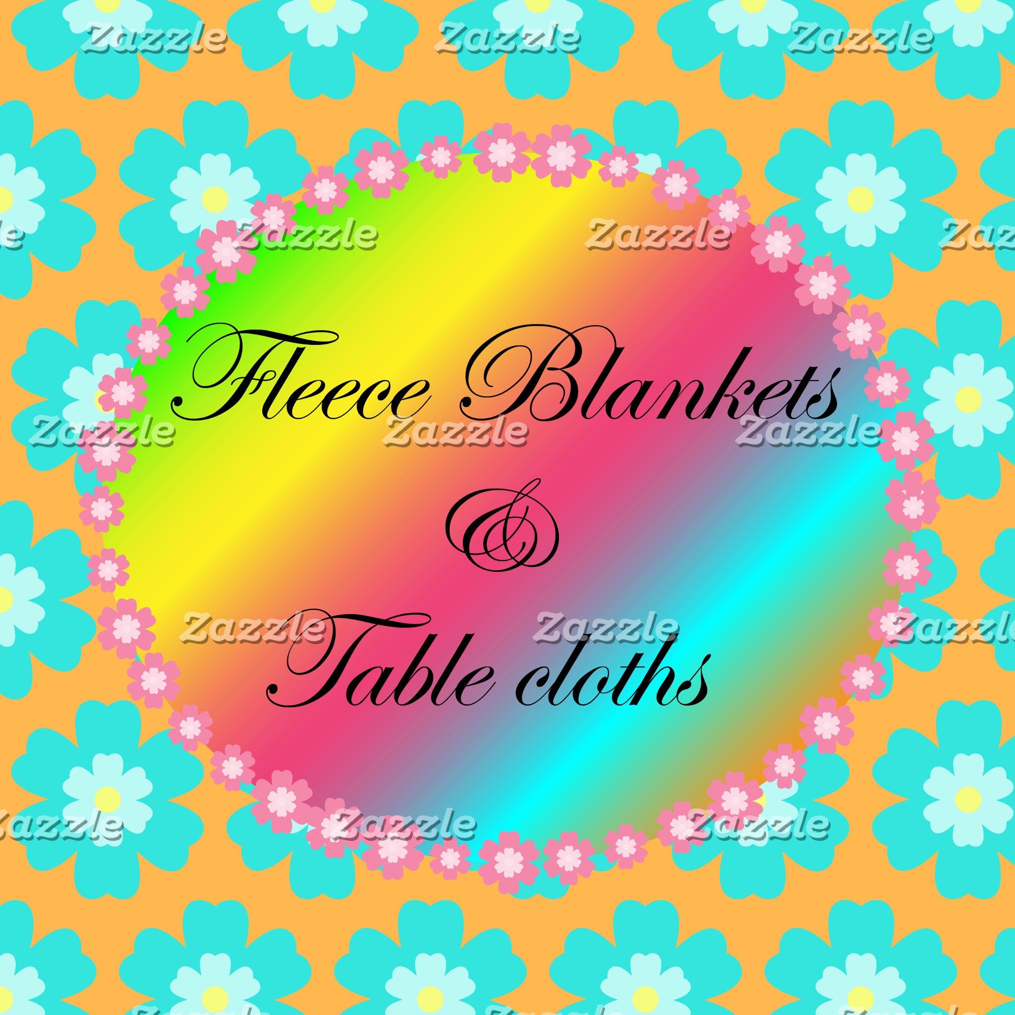 03. Fleece Blankets And Table Cloths