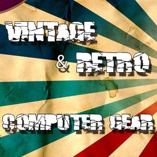 Vintage Retro Computer Gear