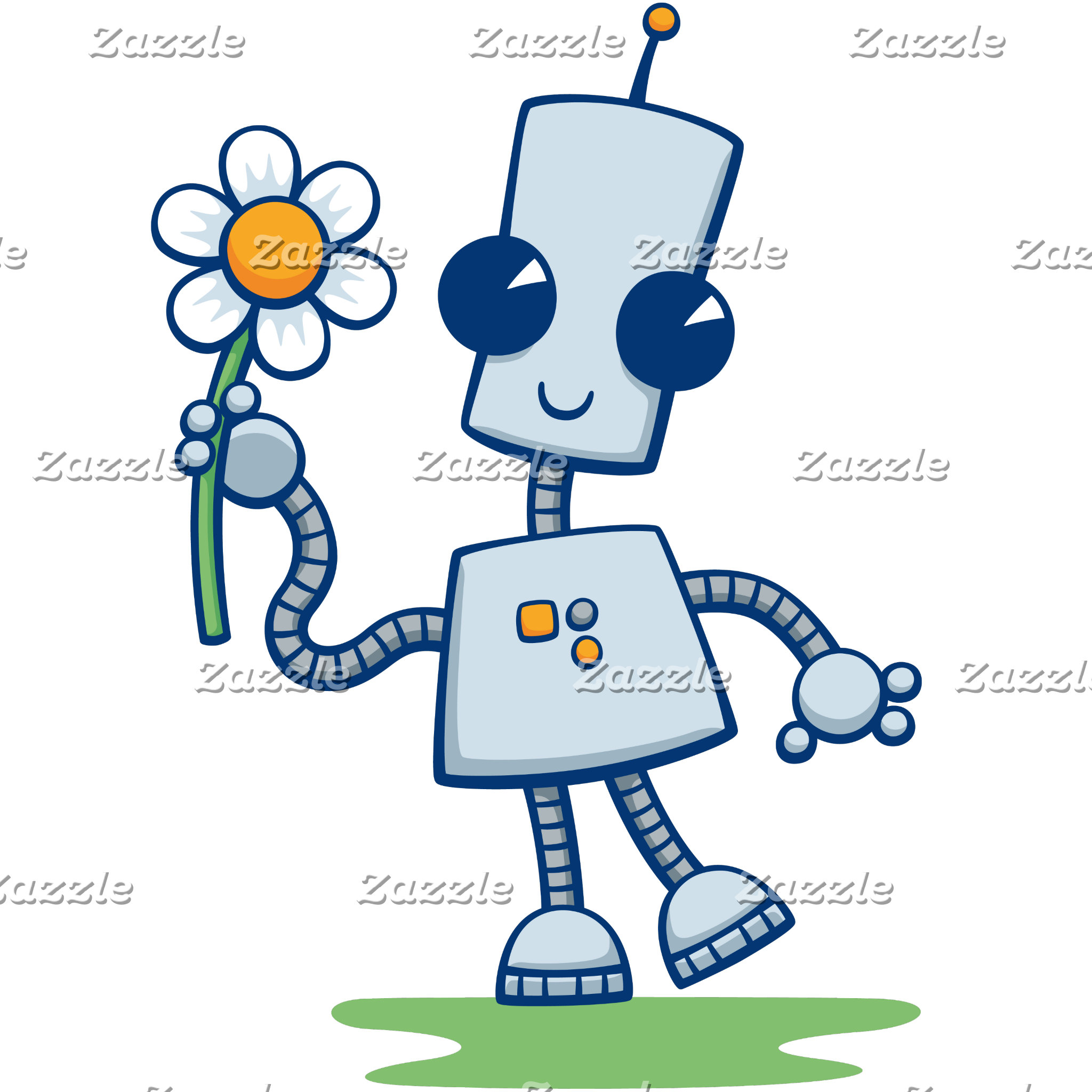 Ned the Robot