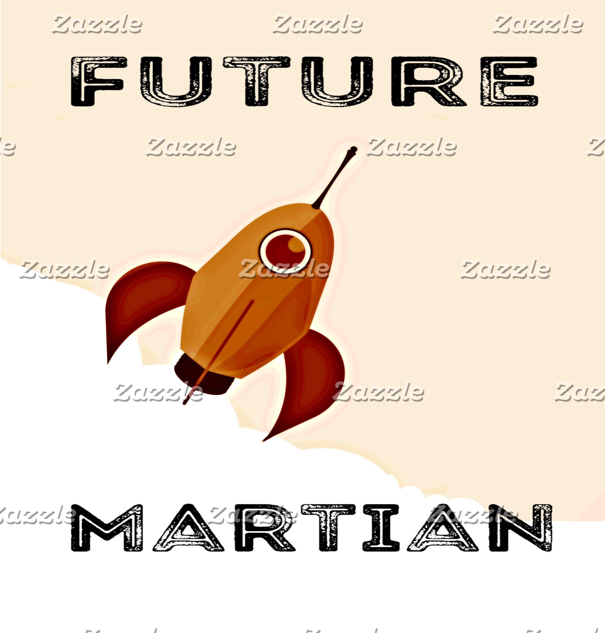 Future Martian