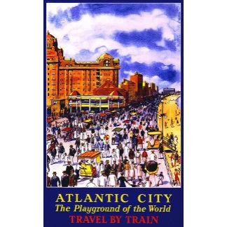 Atlantic City The Playground Of The World