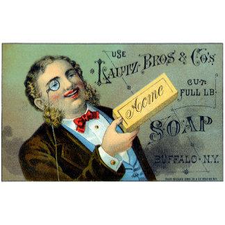 19th C. Lautz Soap