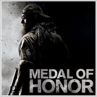 Medal of Honor- Tier One/Vertical