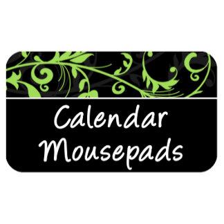 Calendar Mousepads