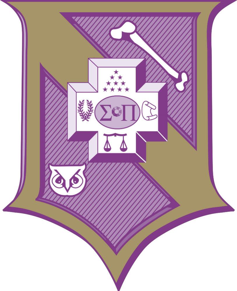 Sigma Pi Shield 2-Color