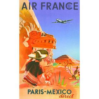 Air France Paris Mexico