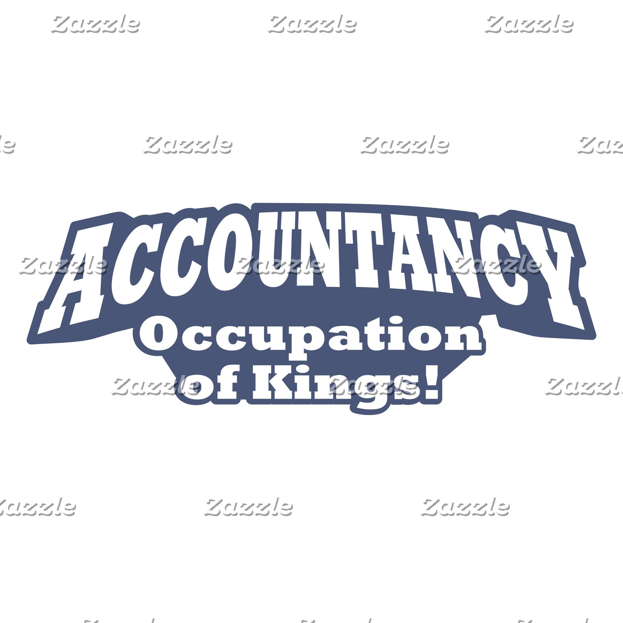 Accountancy – Occupation of Kings!