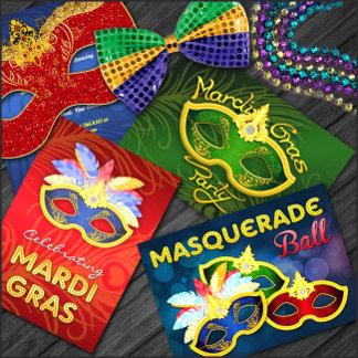 Mardi Gras & Masquerade