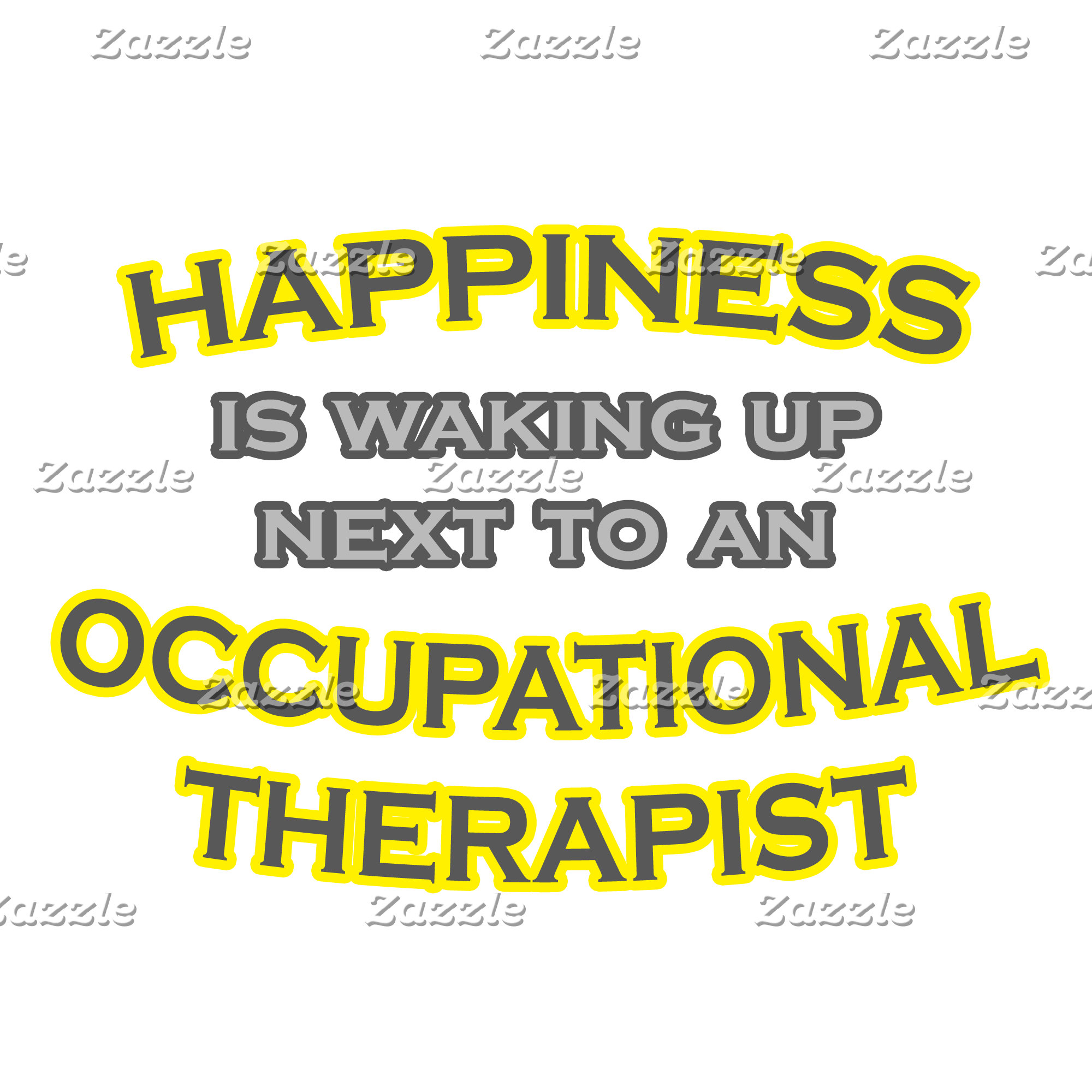 Happiness .. Waking Up .. Occupational Therapist