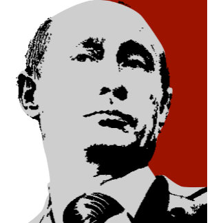 ➢ Vladimir Putin on Red