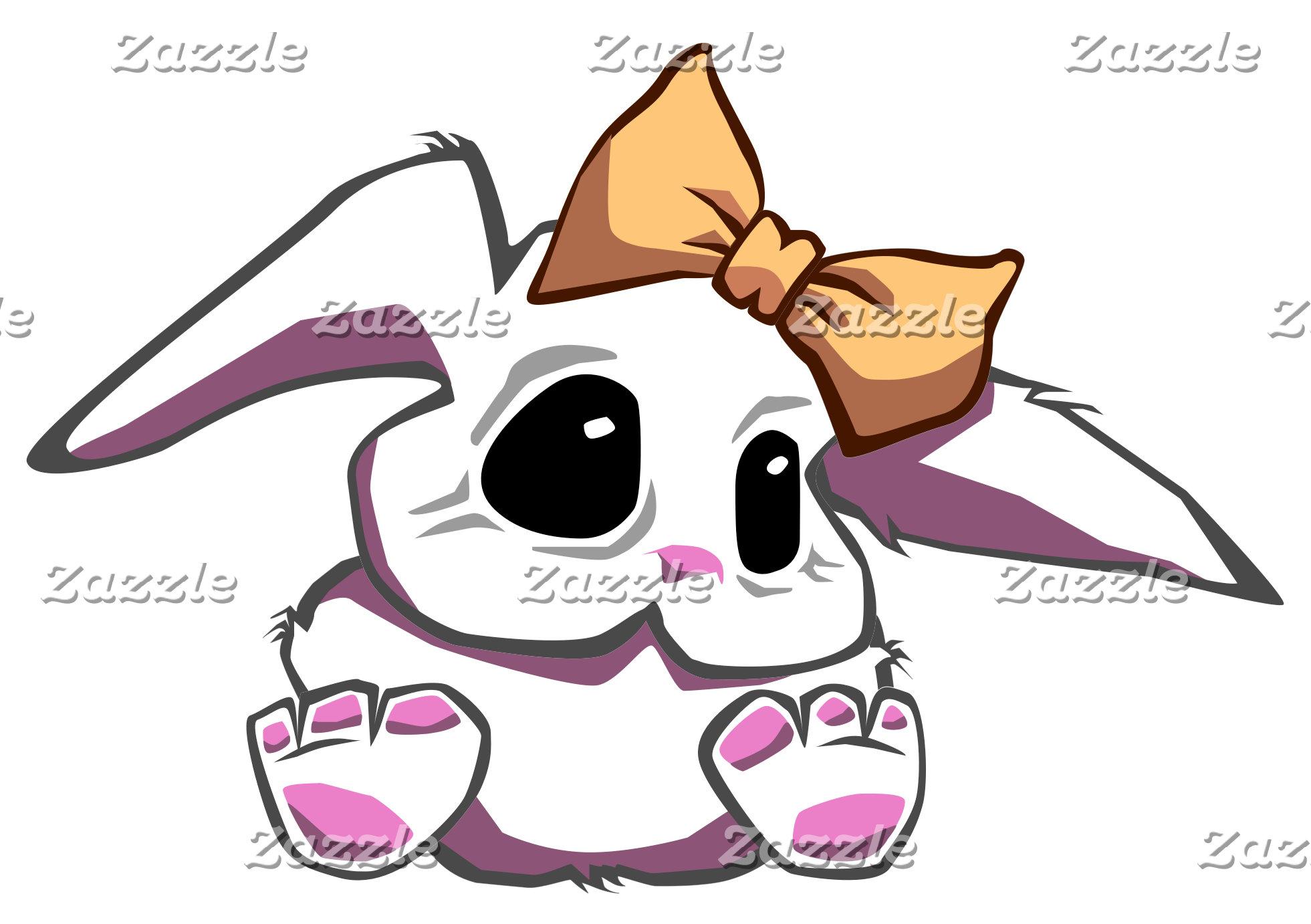Bunny - a girl