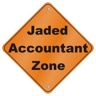 Jaded Accountant Zone