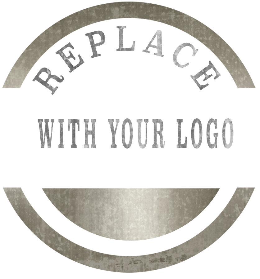 Replace With Your LOGO