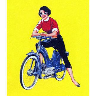 Moped Mary