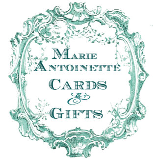 Marie Antoinette Versailles Invitations and Cards